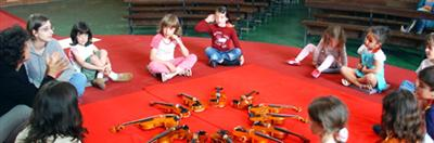 Workshop Violino